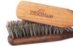 מברשת לזקן לטבעונים של חברת ZilberHaar