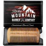מסרק לזקן Rocky Mountain Barber