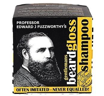 סבון פנים לזקן של Professor Fuzzworthy