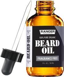 שמן ללא ריח לזקן של חברת Ranger Grooming
