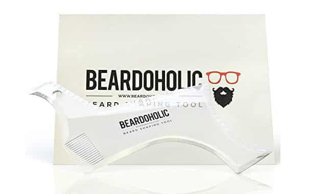 כלי לעיצוב זקן של Beardoholic