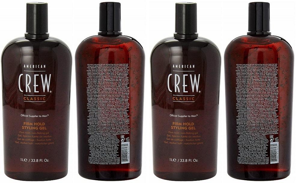 ג'ל לשיער של American crew