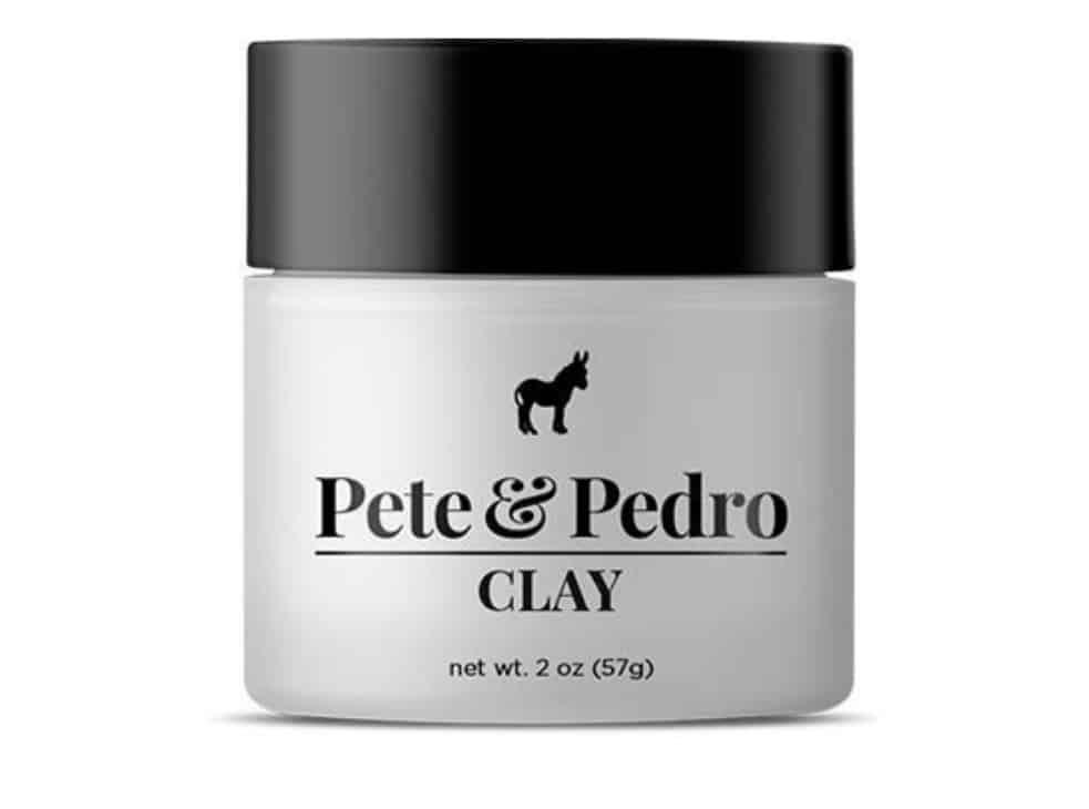 חימר לשיער של Pete & Pedro