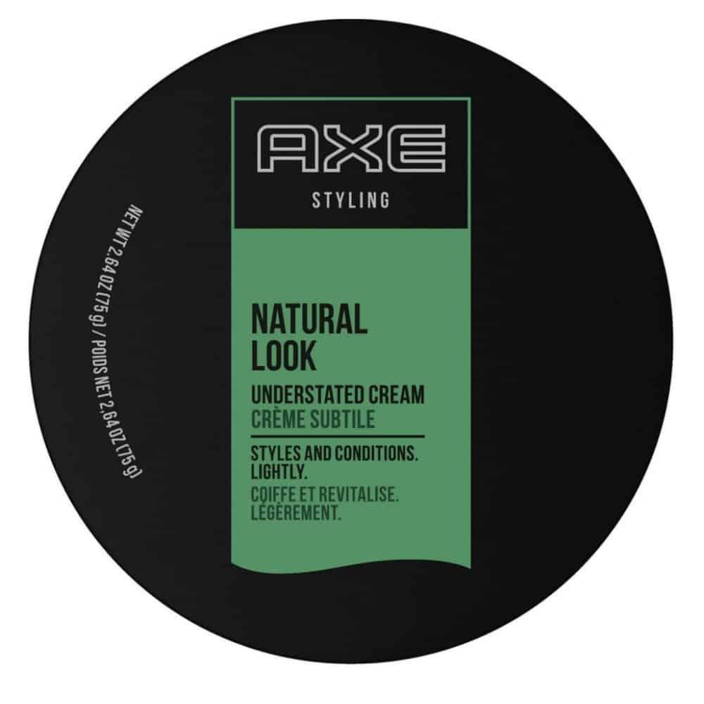 קרם לעיצוב שיער של AXE